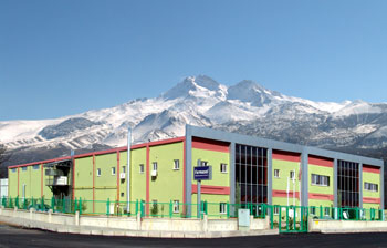 FARMASOL founded in a 2550 m2 covered area in Organized Industrial Region of Kayseri in 2005